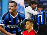 Inter Milan unveil Manchester United flop Alexis Sanchez as he finally SEALS free transfer
