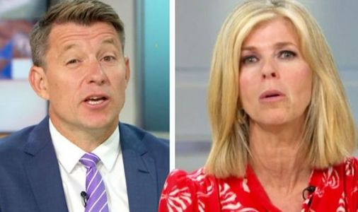 Kate Garraway speaks out on first day back on Good Morning Britain 'A lot's gone wrong!'