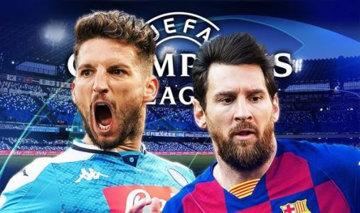 Napoli vs Barcelona LIVE: Champions League team news confirmed, Lionel Messi decision