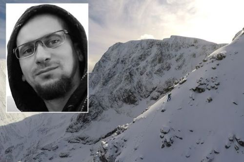 Desperate hunt for missing hiker after he posted film of himself on Ben Nevis mountain