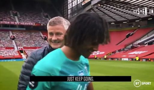 Ole Gunnar Solskjaer responds to Nathan Ake link with Manchester United after 'tapping up' video