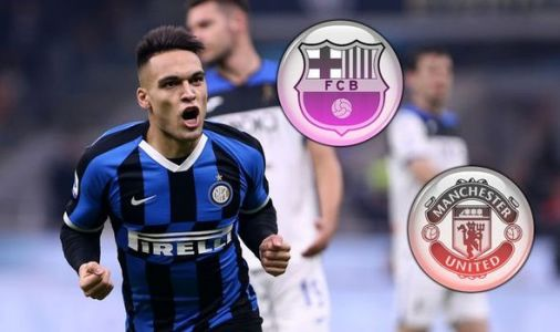Barcelona could launch £94m move for Man Utd transfer target Lautaro Martinez this month