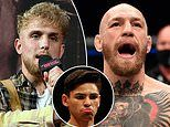Conor McGregor 'can't box' and wouldn't knock-out Jake Paul in the boxing ring, says Ryan Garcia