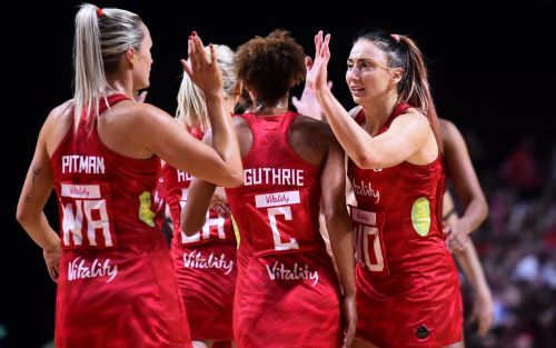 England destroy South Africa to set up Netball World Cup semi-final against New Zealand