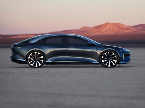 "Lucid Motors promises its $100,000 luxury sedan will be ""the world's longest range electric vehicle,"" with a range over 440 miles"