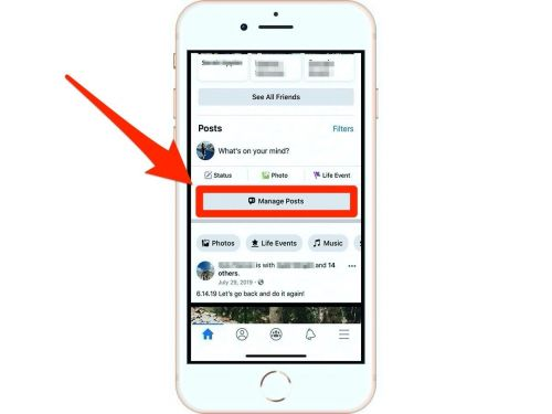 Facebook just launched a new tool that makes it easier than ever to delete your embarrassing old posts and photos - here's how to use it