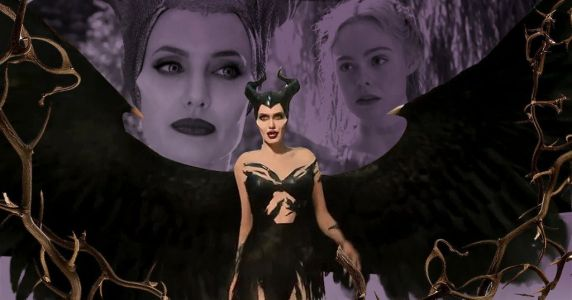 Angelina Jolie is queen of sass as she takes on Michelle Pfeiffer in Maleficent: Mistress Of Evil