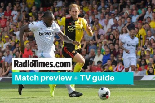 What channel is West Ham v Watford on? Kick off time, live stream and latest team news
