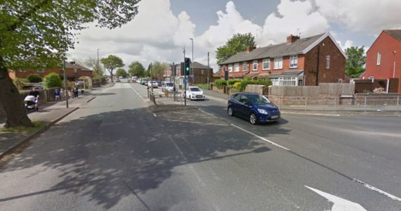 Girl, 14, dies after being hit by car as two teenagers are arrested
