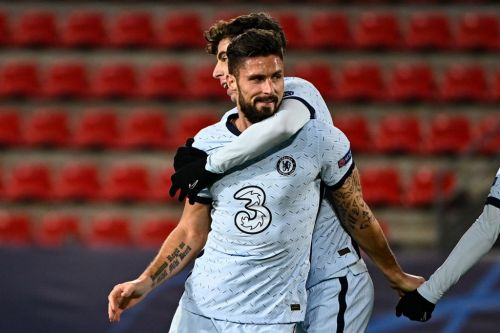 Frank Lampard makes promise to Olivier Giroud ahead of January transfer window
