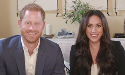 Prince Harry and Meghan Markle host TIME100 Talks from Santa Barbara home
