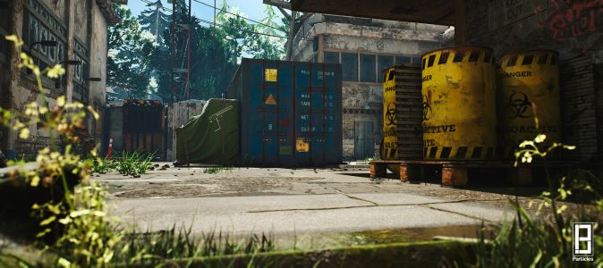 CS:GO's Cache map looks fantastic in this Unreal Engine rebuild