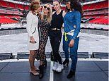 Emma Bunton throws Spice Girls 2021 tour into doubt after confessing she would love a third baby