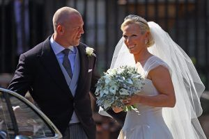 Not all family members approved of Mike and Zara Tindall's royal wedding at the time