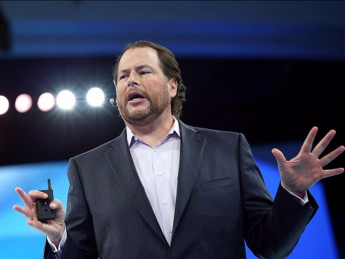 Salesforce could see lower demand right now, but its fundamental business model makes it well-equipped to withstand a recession, analysts say