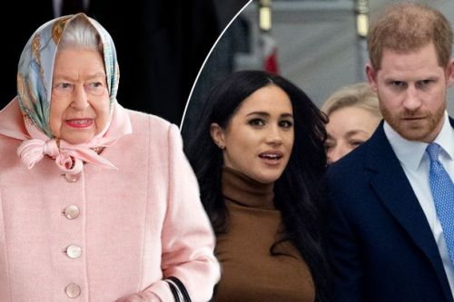 Prince Harry reportedly pitched Meghan Markle for voice-overs to Disney CEO in resurfaced video