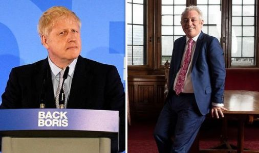 Can John Bercow stop Boris Johnson from proroguing parliament? Speaker's power revealed