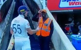 Ben Stokes escapes ban for verbally abusing spectator as England all-rounder hit with fine and demerit point