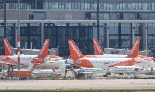Coronavirus: EasyJet to cut up to 4,500 jobs over COVID-19 crisis