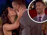 Matt James kisses new contestant making her entrance as FIVE MORE WOMEN join the The Bachelor