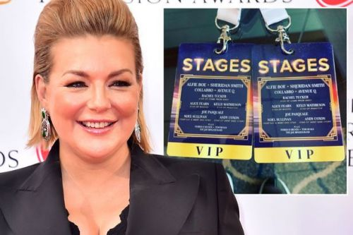 BREAKING Sheridan Smith sparks pregnancy rumours with 'morning sickness' post