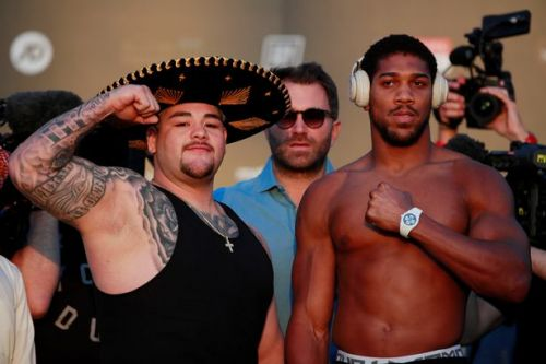 What TV channel is Anthony Joshua vs Andy Ruiz Jr on? UK TV and live stream information