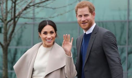 Meghan and Harry urged to donate money to coronavirus fight as they eye up £15m home