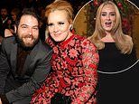 Adele reaches divorce settlement almost two years after split from Simon Konecki