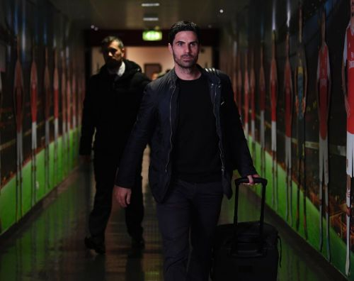 Mikel Arteta reveals message to Pep Guardiola after Manchester City's Champions League ban