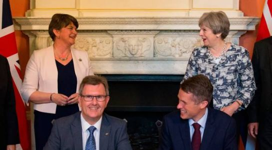 DUP reject claim party seeking cash to support Brexit deal - 'No amount of money will get us to accept weakening union'