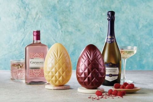 Aldi unveils luxury Easter egg range and it includes a gin-flavoured chocolate egg