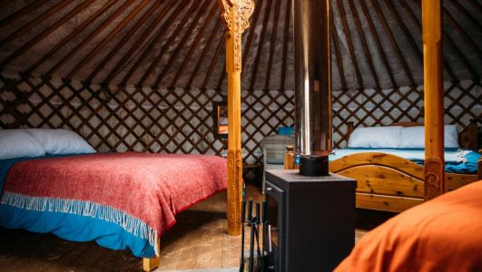 Staycation 2020: Get away from it all on a glamping break in Cornwall