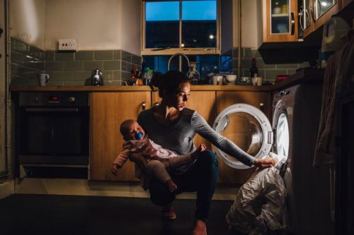 It's Getting Worse For Working Parents In The Pandemic - Not Better