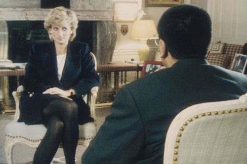The Crown 'to film episode of Diana's Martin Bashir interview' despite William's protests