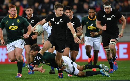 New Zealand vs South Africa, Rugby World Cup 2019: What time is kick-off today, what TV channel is it on and what is our prediction?