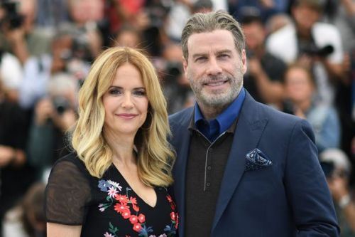 John Travolta's wife Kelly Preston dies aged 57 after battle with breast cancer