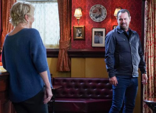 EastEnders spoilers: Angry showdown for Mick and Shirley Carter amid sex abuse secret