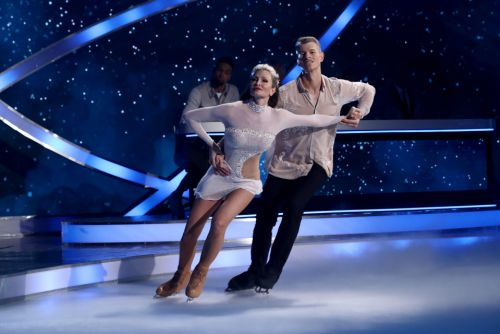 Who is Hamish Gaman and why has he split from Dancing on Ice partner Caprice Bourret?