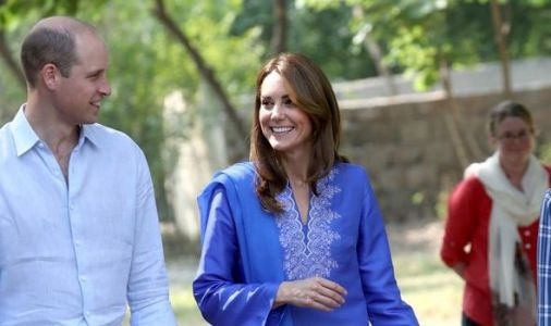 Kate and William royal tour: Couple visit school amid huge security operation in Pakistan