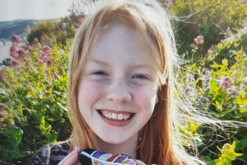 Police launch desperate search for nine-year-old girl who vanished from her home