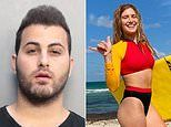 Man arrested for 'pretending to be Eugenie Bouchard's brother and building up £35,000 bill at hotel'