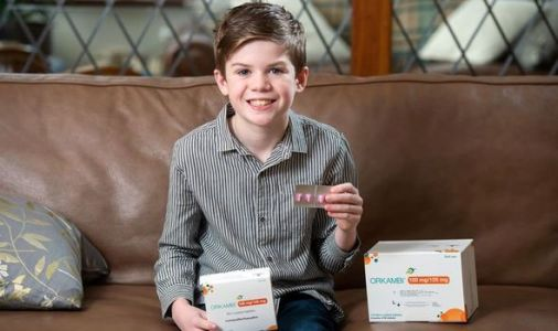 Gift of life for schoolboy after Cystic Fibrosis drug boss plea