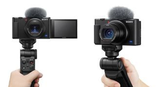 Sony's Video-Focused ZV-1 Wants To Help You Become a YouTube Star