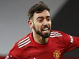 Bruno Fernandes 'practiced free-kicks for 45 minutes in training' before scoring against Liverpool