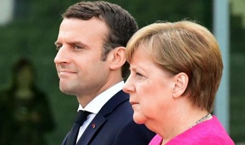 Merkel told to pressure Macron into dropping 'negligible' Brexit fishing demands