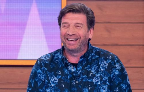 Nick Knowles hints that he had a secret fling with Natalie Imbruglia and our minds are blown