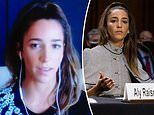 Aly Raisman says it's a 'privilege' that her abuser because not all survivors feel safe reporting