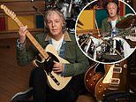 Sir Paul McCartney announces new album McCartney III which sees the star play EVERY instrument