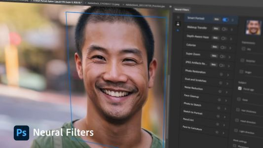 Photoshop neural filters: New AI tools are mind-blowing