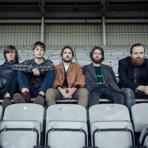 Fontaines D.C. on course for first UK Number 1 album with 'A Hero's Death'